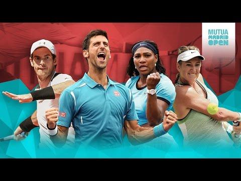 Watch 2016 Mutua Madrid Open Live ATP & WTA Streaming On TennisTV
