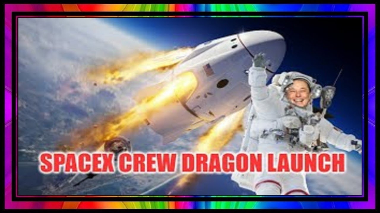 SpaceX Crew Dragon Launch & The Show Goes On!