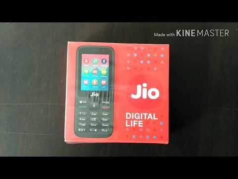 Jio phone Unboxing and complete information for buyer