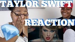 Taylor Swift - Look What You Made Me Do (Official Video) REACTION