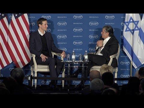 Saban Forum 2017: A keynote conversation with Jared Kushner