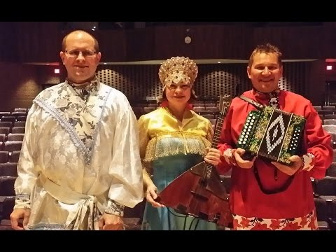 Nebraska, Crete. Russian dancers, balalaika, piano, garmoshka music