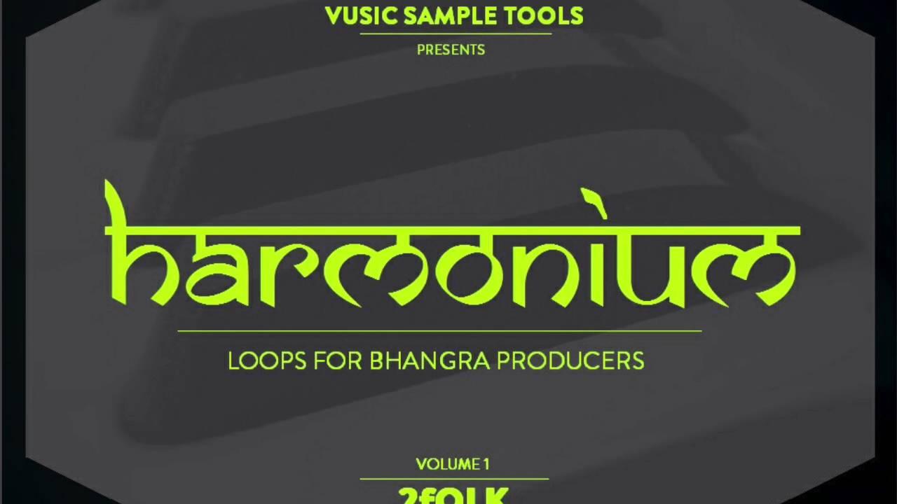 HARMONIUM Vol 1 | Harmonium Sample Pack | $ 27