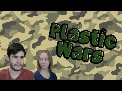 Plastic Wars ♦Пластиковая Война♦ [ИНДИ ИГРЫ НА ДВОИХ]