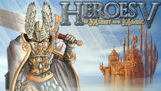 ⚔️ Heroes of Might & Magic V - WIELKI POWRÓT⚔️