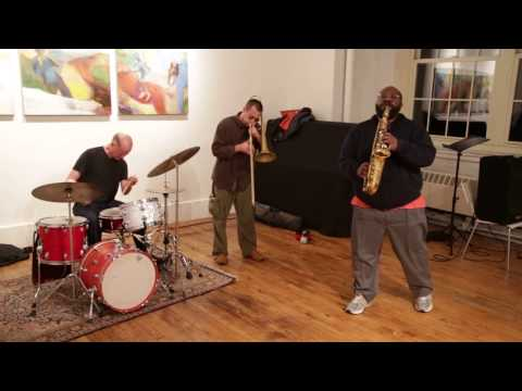 Darius Jones, Ben Gerstein, Whit Dickey - Not A Police State / Arts for Art - Jan 21 2017