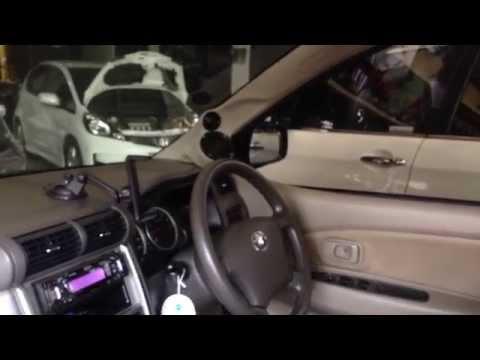 "Audio mobil Toyota Avanza | sub 8"" bawah jok | innovation car audio jakarta"