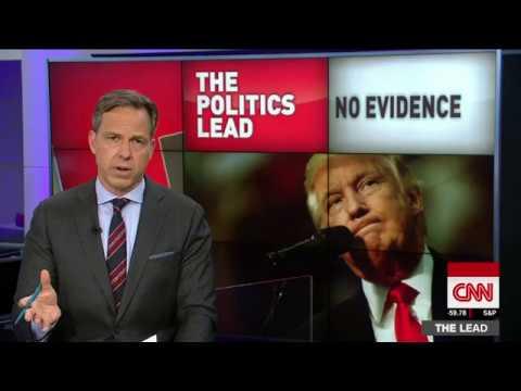 Jake Tapper: Trump's wiretap claims were lies