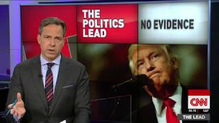 Jake Tapper: Trump's wiretap claims were lies
