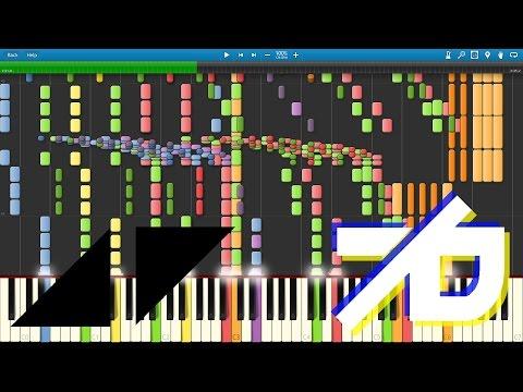 Avicii - Levels [xDEFCONx RE-Remake]