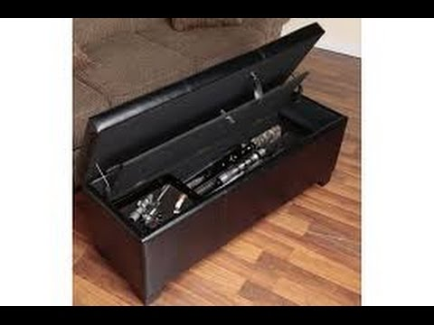 Gun Concealment Bench Youtube