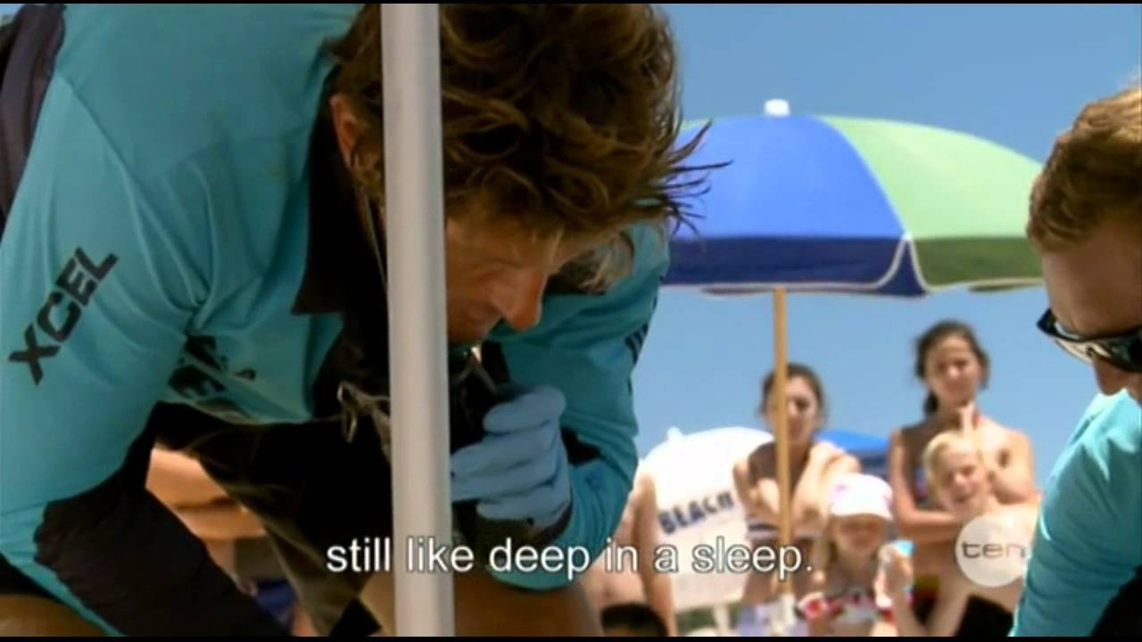 Bondi Rescue Season 8 Episode 2 Part 2 Youtube