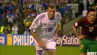 Zinedine Zidane- The Greatest- HD-