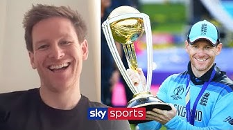 Eoin Morgan on England's World Cup glory & contemplating retirement 🏆| Sam Mendes | Lockdown Vodcast