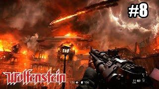 Жареная зомбятина #8 - Wolfenstein The old blood