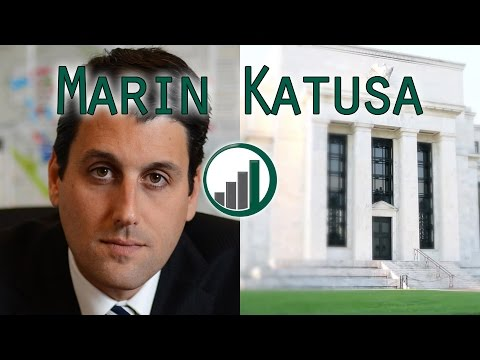 China Owned 1/3rd of Treasuries & Just Sold 12% - Marin Katusa Interview