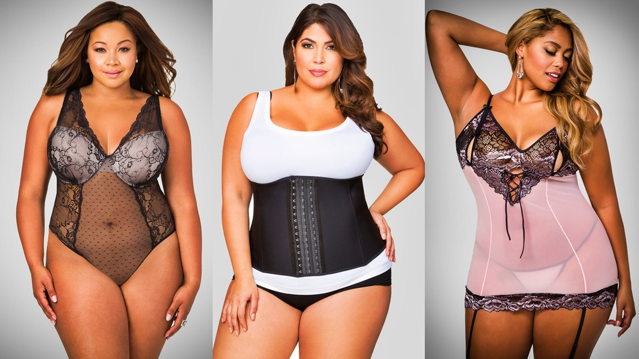 4f20dfae0ae FASHION LINGERIE PLUS SIZE 2017 - YouTube