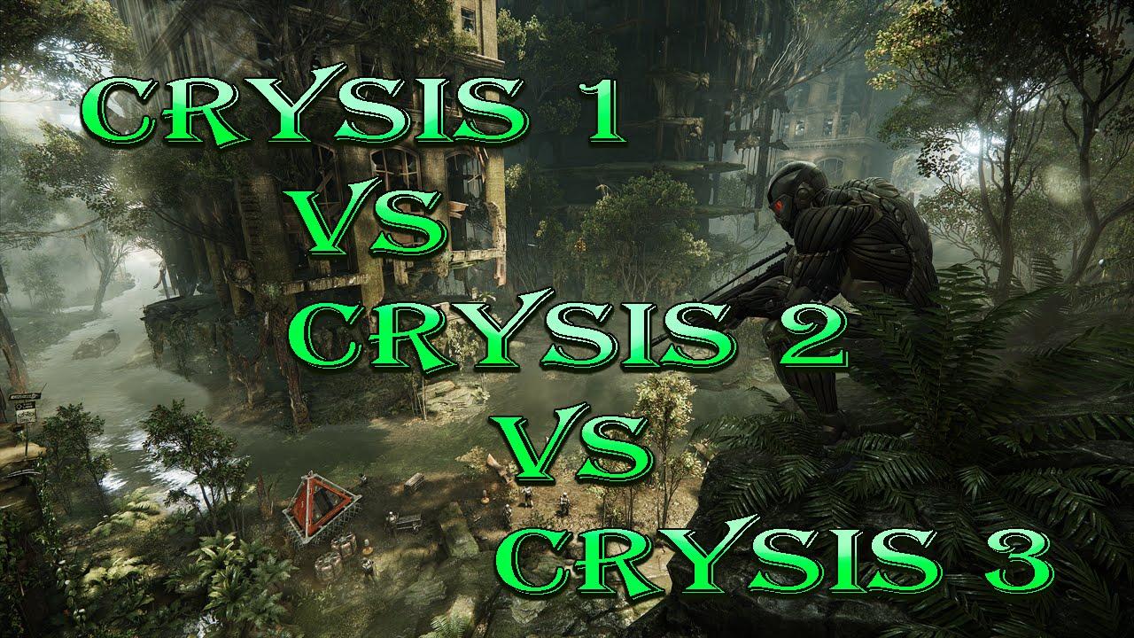 Crysis 3 graphics comparison pc maxed settings vs xbox 360 1080p - Crysis 3 Graphics Comparison Pc Maxed Settings Vs Xbox 360 1080p 7
