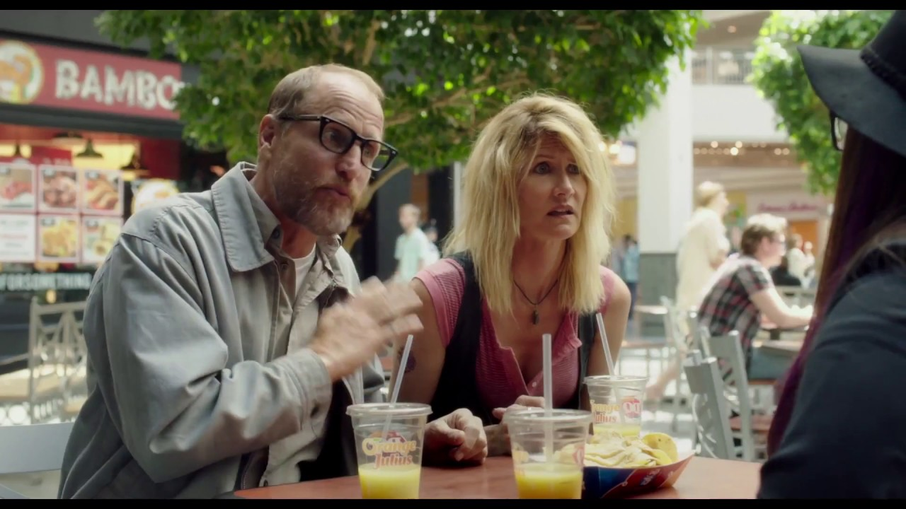 Wilson - Trailer español (HD)