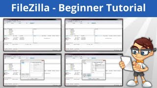 How To Use: FileZilla - FTP Client