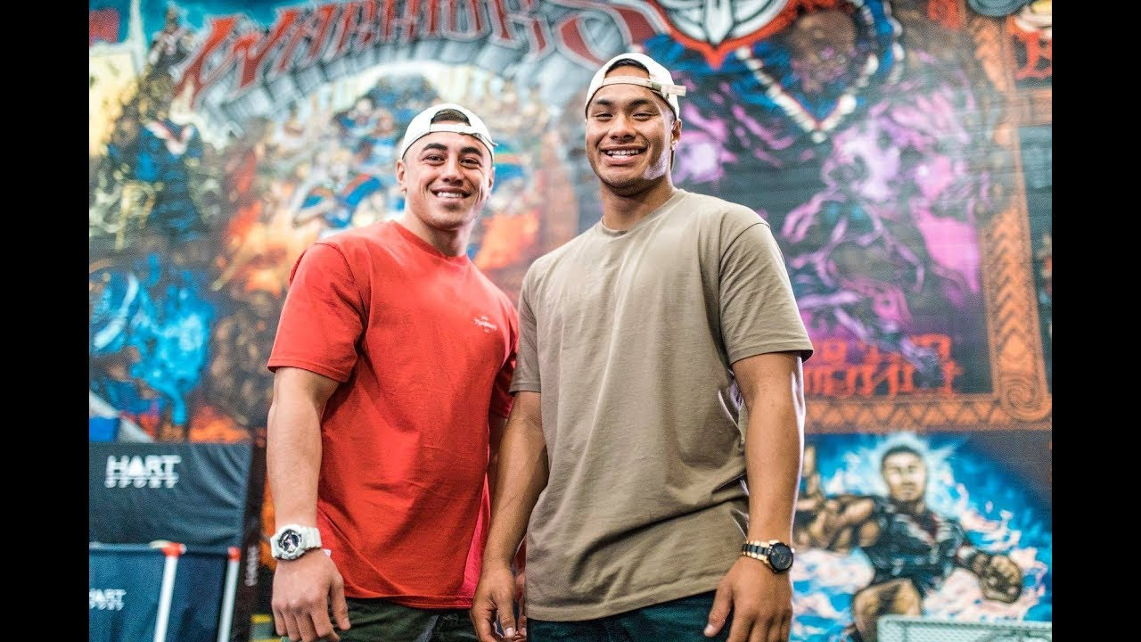 Download Fresh Season 8 Episode 22 - Hosted by NZ Warriors Johnny Tuivasa Sheck & Nate Roache