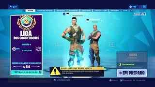 FORTNITE EN 0 TO 300 PTS ARENA (CODE: SHIVERZ_PT)
