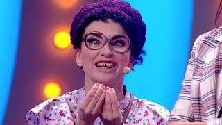 Холостячка 2 сезон - Ефросинья Кадык - Реакция и Приколы 2021 | Дизель Шоу лучшее