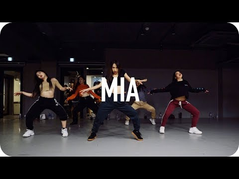 Mia - Bad Bunny ft / Mina Myoung Choreography