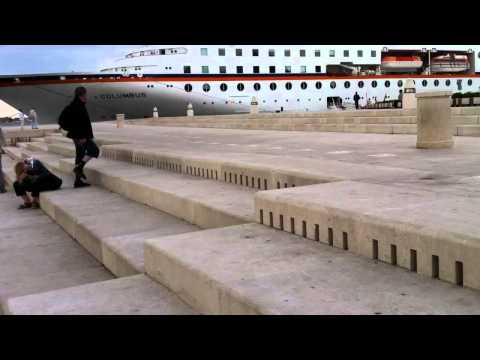 The Sea Organ of Zadar – A Musical Instrument Powered by Wave Movement