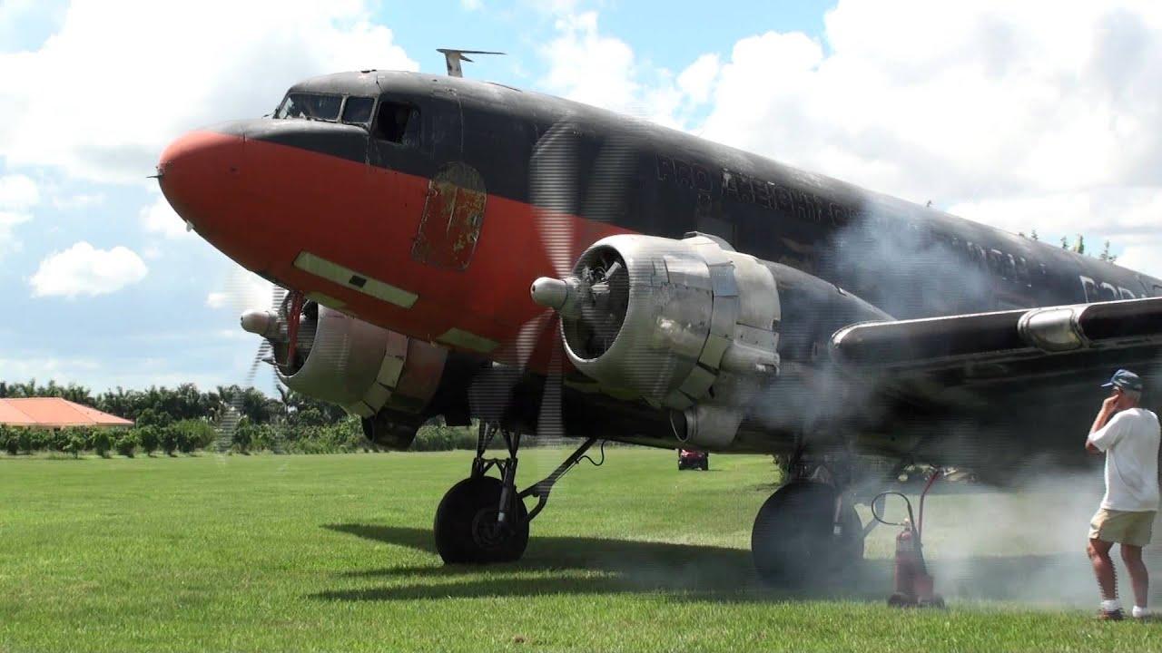 Download C-47 departs Richards Field