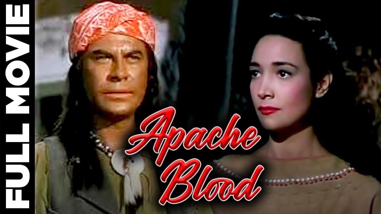 apache blood 1975 hollywood movie lee van cleef antonio sabat