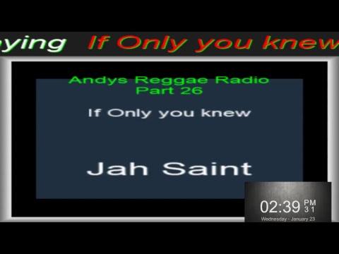 Andys Reggae Radio-Part 26