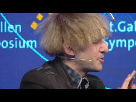 One-on-One with Neil Harbisson – 47th St. Gallen Symposium