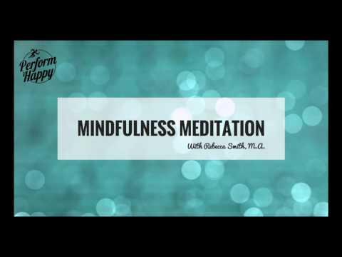 Mindfulness Meditation for Athletes
