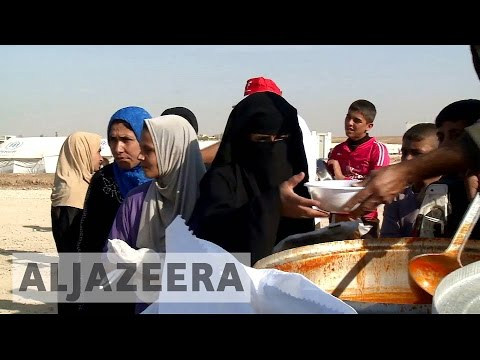 Iraq: Aid running low at UN's newest IDP camp