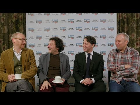 hmv.com talks to The League of Gentlemen