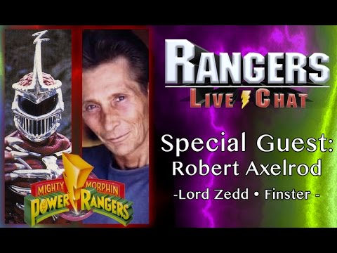 Rangers Live Chat with Special Guest Robert Axelrod 6.13.2016