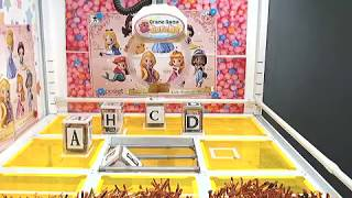 Toreba Online Crane Game Disney Character Q posket petit Girls Festival Ariel