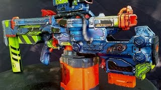 The World's Fastest Nerf Gun