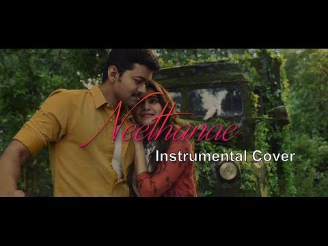 Mersal - Neethanae Tamil Instrumental Cover | The Fiddle and The Keys | Vijay | A R Rahman | Atlee