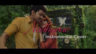Mersal Neethanae Tamil Instrumental Cover | The Fiddle and The Keys | Vijay | A R Rahman | Atlee