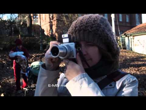 Olympus OM-D E-M5 Mark II - 5-axis stabilization for video explained