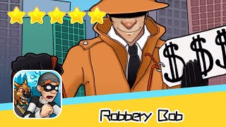 Robbery Bob Man Of Steal Walkthrough Prison Bob Recommend index five stars