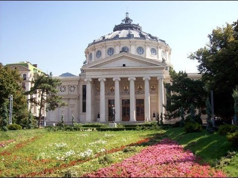 Romania 2017 - Bucharest, the Capital City