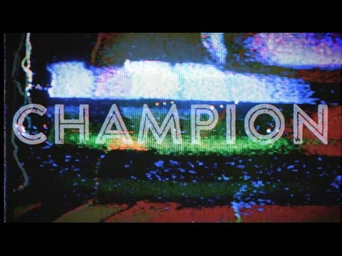 ZAYDE WOLF - CHAMPION [feat. Sincerely Collins] (Official Lyric Video)