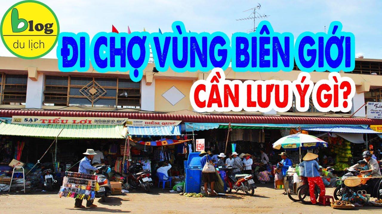 Du lịch An Giang đi chợ Tịnh Biên mua gì cho rẻ