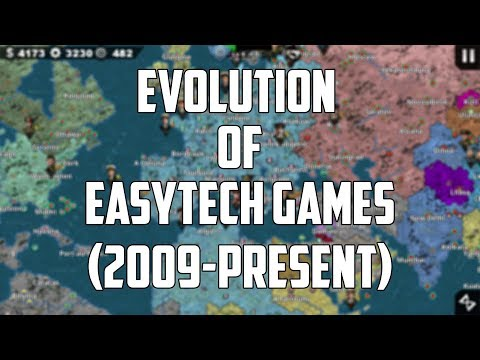 Evolutions Of Easytech Games (2009-Present)