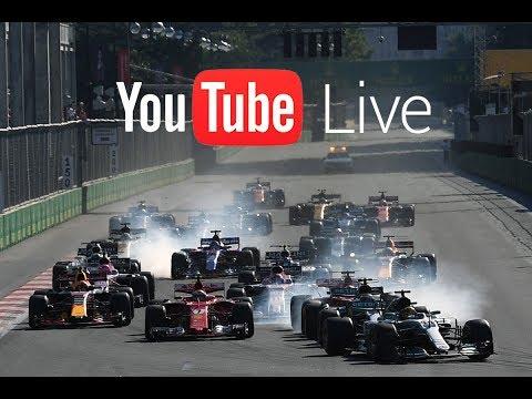 GP de Azerbaiyán F1 2017 – Directo carrera