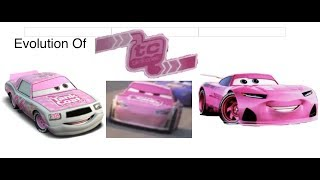 Disney Cars The Evolution of Tank Coat