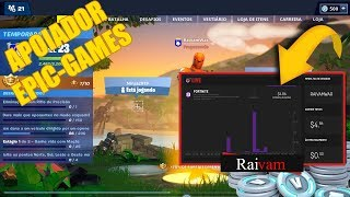 HOW TO MAKE MONEY BY BEING A SUPPORTER OF ➤ EPIC GAMES-FORTNITE 10K V-BUCKS ∎